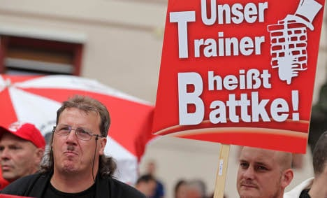 Neo-Nazi caught coaching youth football despite club ban