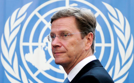 Germany lobbies hard for Security Council seat