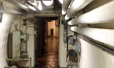 Secret Bundesbank bunker opens to public