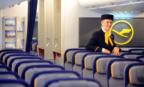 Lufthansa increases offerings for winter