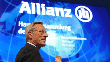 Allianz fills war chest to buy insurance firms