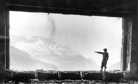 Archives reveal Allies feared Nazi guerrilla war in Alps