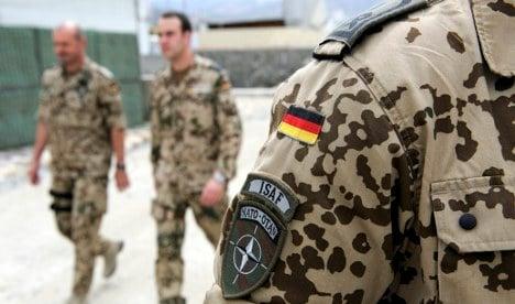 Bundeswehr soldier killed in Afghanistan