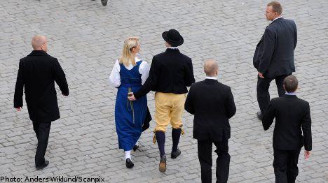 Sweden Democrats stage church sermon walkout