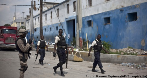 Swedes escape from Haitian prison drama
