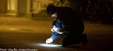 Malmö shooter targeting immigrants: police
