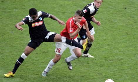 Mainz match Bundesliga record with 7th win
