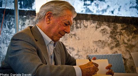 Peruvian author wins Nobel literature prize