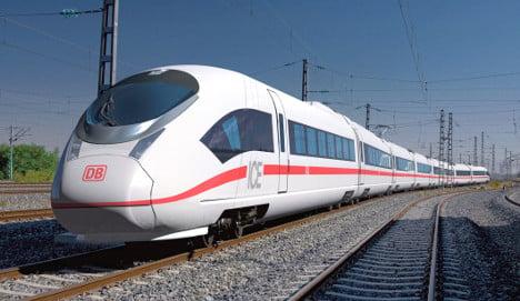 Siemens to supply new Eurostar trains
