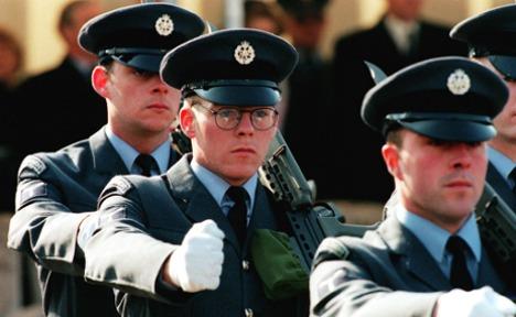 UK troop withdrawal shocks communities