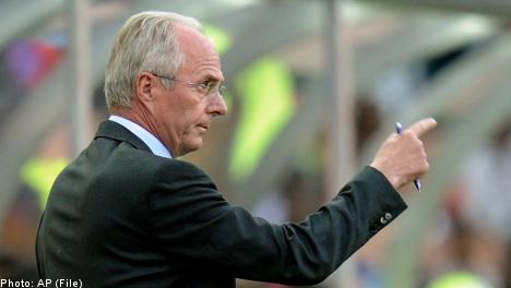 'Svennis' slams Capello following England draw
