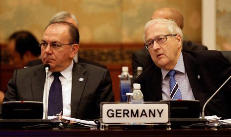 Brüderle slams US trade balance proposal
