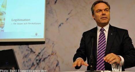 Sweden to beef up teacher licencing system