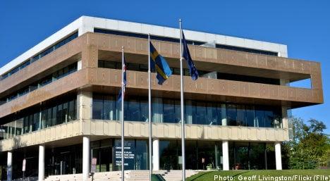 Sweden named 'best embassy' in US capital