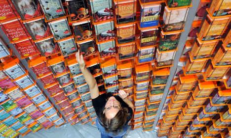 World's biggest book fair begins in Frankfurt