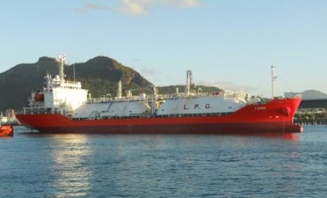 Pirates hijack tanker with German captain