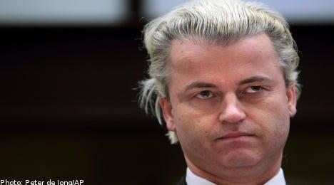 Wilders deems Swedish citizenship 'undesirable'