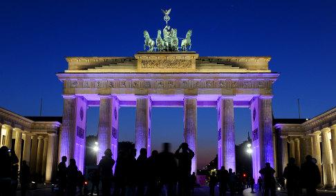 'Festival of Lights' begins in Berlin