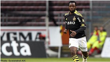 Footballer suspended after sponsor ultimatum