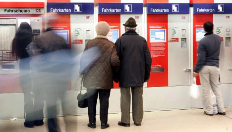 Long-haul Deutsche Bahn fares won't rise in 2011