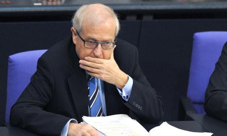 Brüderle warns of trade war on China visit