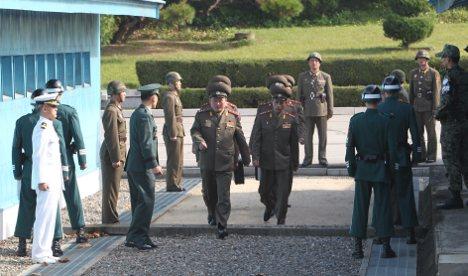 Germany to advise South Korea on future reunification