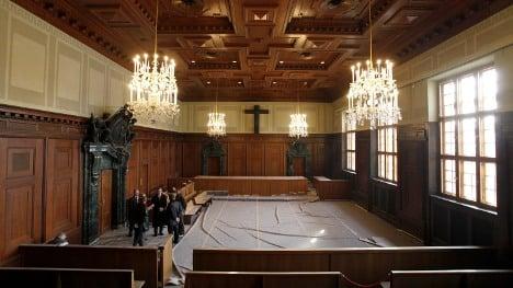 New exhibition explores legacy of Nuremberg trials
