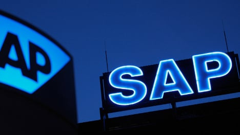 SAP hit with record fine for copyright infringement