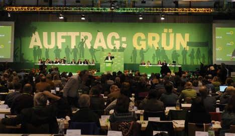 Greens meet amid hopes for national splash