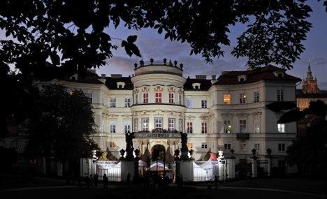 German embassies to remove portraits of Nazi ambassadors