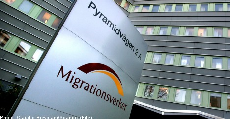 Sweden stops plane of deported Iraqis