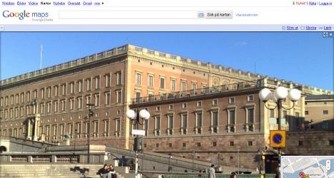 'Google should clear Swedish data': agency