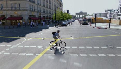 Google Street View goes online