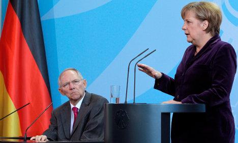 Merkel slams US ahead of G20 summit
