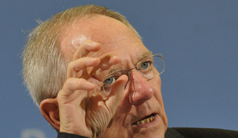 Schäuble faces fresh pressure over tax plans