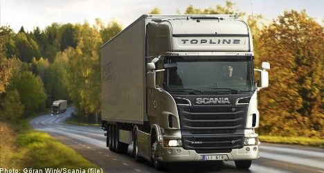 Scania in merger talks with Germany's MAN