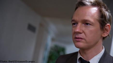 Swedish court rejects Assange appeal