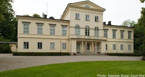 Crown Princess Victoria moves into Haga Palace