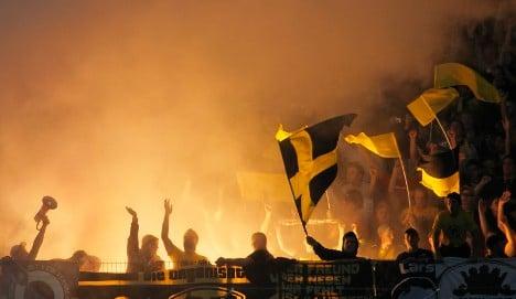 Dortmund football hooligans given chance to work off stadium bans