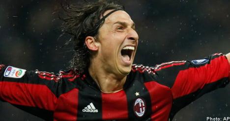 Zlatan's magic earns victory for Milan