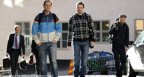 Court affirms jail time for Pirate Bay founders