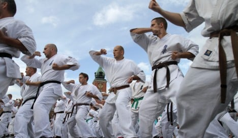 Rhineland taxpayers foot bill for prosecutors' karate lessons