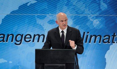 Greece blames Berlin for Irish debt crisis