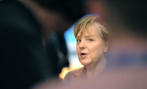 Merkel seeks to rally CDU ahead of election year