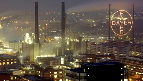 Bayer cuts 1,700 German jobs in global reorganisation