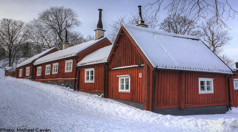 Sweden braces for record freeze