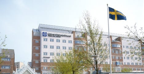Swedish doctor assaulted 'for being a man'