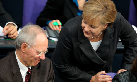 Merkel denies cabinet reshuffle report