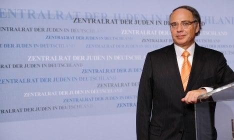 German Jews elect first post-Holocaust generation leader