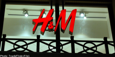 H&M to launch in Singapore in 2011